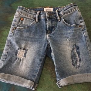 Hudson jeans for 7 years old girl!!!!